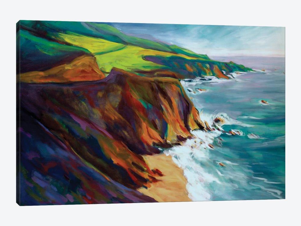 Big Sur I by Konnie Kim 1-piece Canvas Art Print