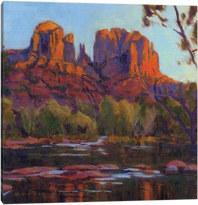Cathedral Rock, Sedona Canvas Art Print
