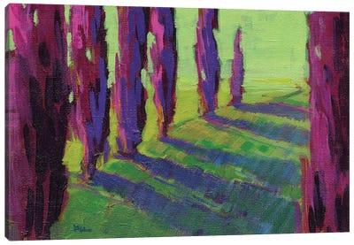 Colors Of Summer I Canvas Art Print