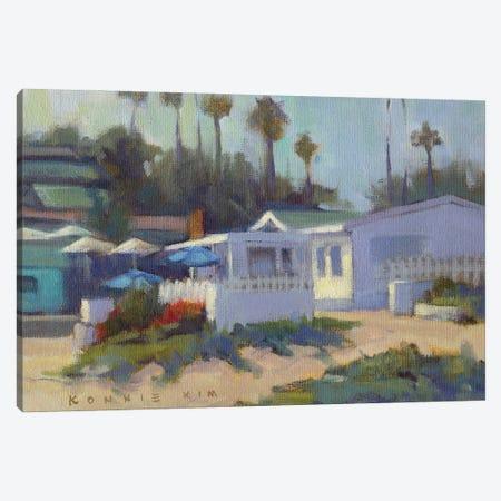 Sunny Day At Crystal Cove Canvas Print #KIK85} by Konnie Kim Canvas Wall Art