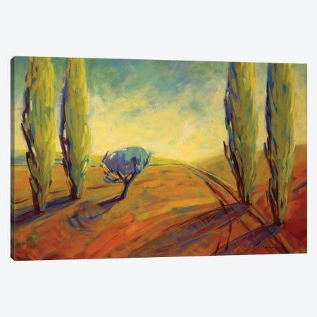 Where Evening Begins II Canvas Print #KIK96} by Konnie Kim Canvas Print