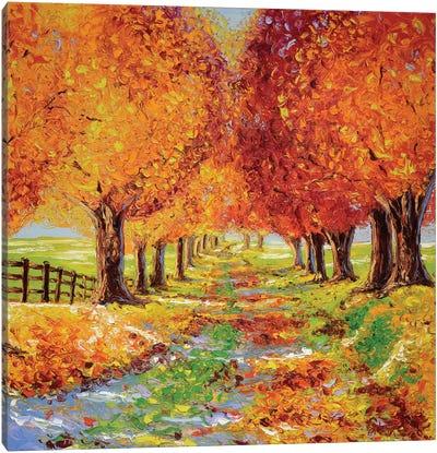 Going Home Canvas Art Print