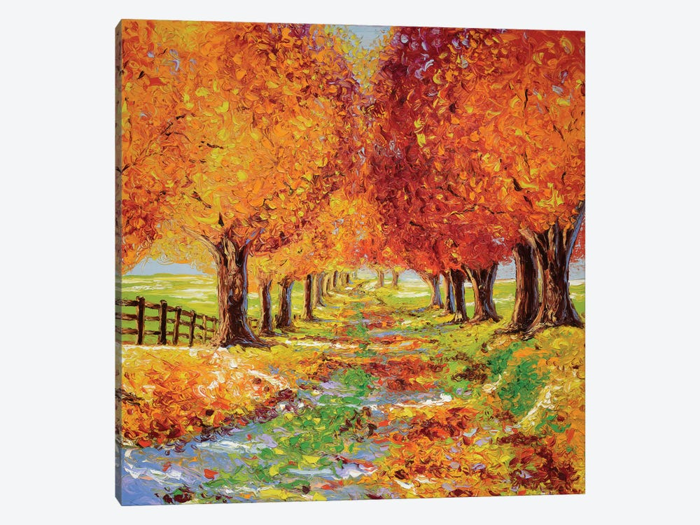 Going Home by Kimberly Adams 1-piece Canvas Art