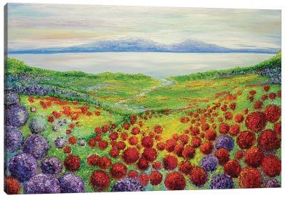 Harmonious Canvas Art Print