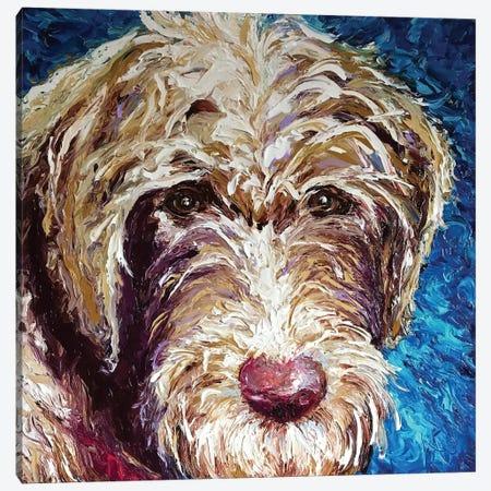 Polly Canvas Print #KIM19} by Kimberly Adams Canvas Art