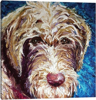 Polly Canvas Art Print