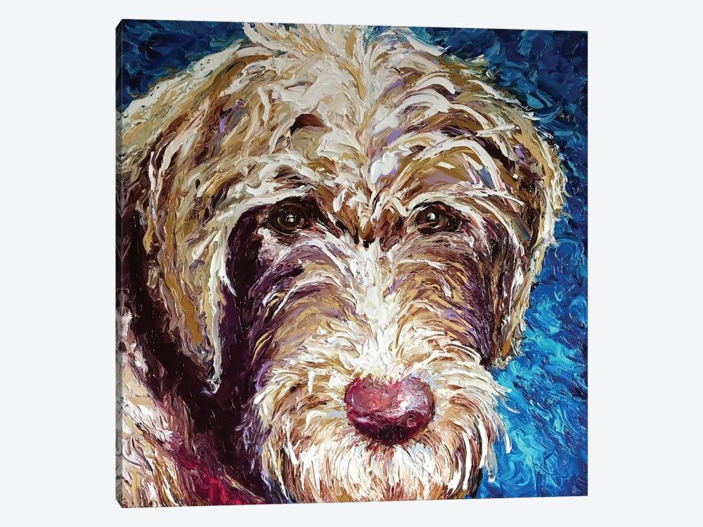 Polly by Kimberly Adams 1-piece Canvas Artwork