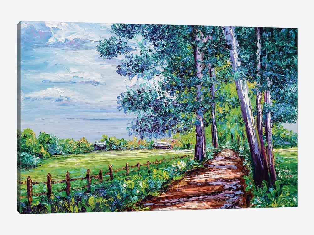 Shaded by Kimberly Adams 1-piece Canvas Art Print