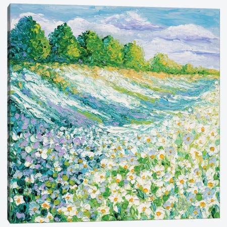 Summer Days Canvas Print #KIM24} by Kimberly Adams Canvas Artwork