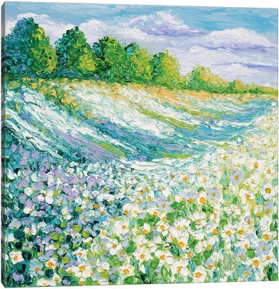 Summer Days Canvas Art Print