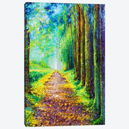 Restful  Canvas Print #KIM32} by Kimberly Adams Canvas Art