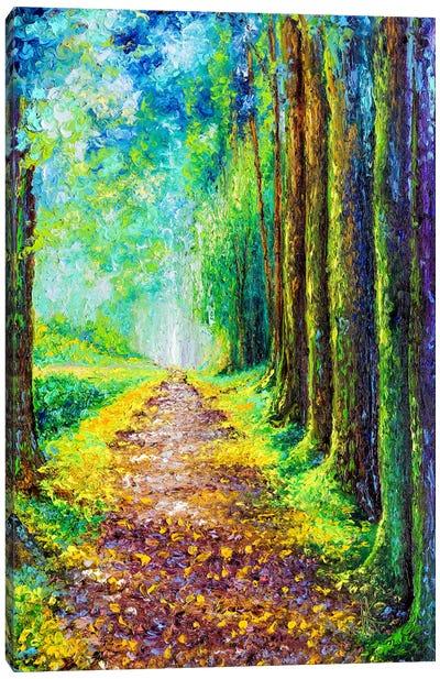 Restful  Canvas Art Print