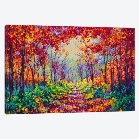 Luminous Canvas Print #KIM38} by Kimberly Adams Canvas Art