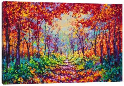 Luminous Canvas Art Print