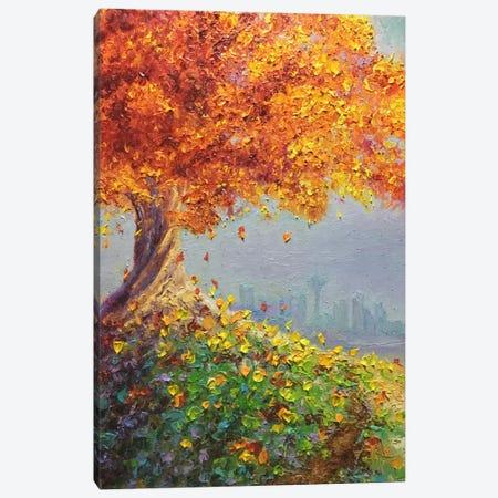 The View Canvas Print #KIM40} by Kimberly Adams Canvas Art Print