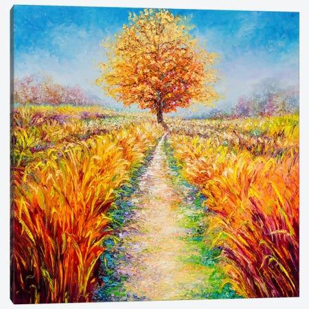 Valiant Canvas Print #KIM43} by Kimberly Adams Canvas Art Print