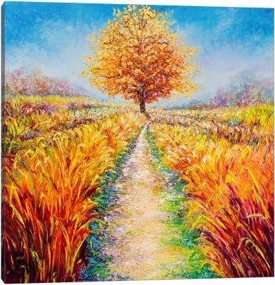 Valiant Canvas Art Print