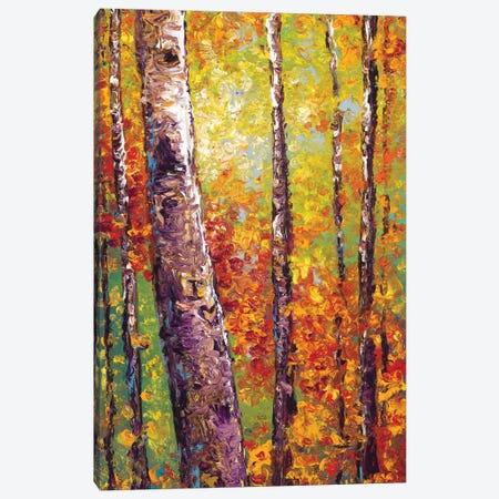 I Love You Canvas Print #KIM52} by Kimberly Adams Canvas Art
