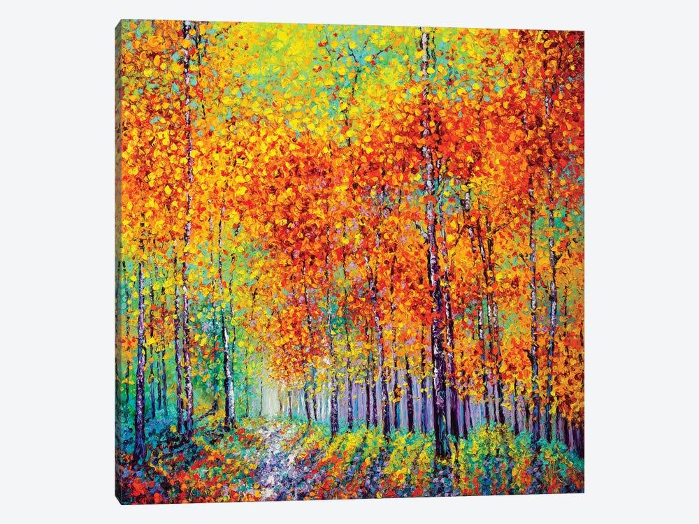 Opalescence by Kimberly Adams 1-piece Art Print