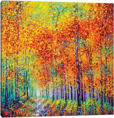 Opalescence Canvas Art Print