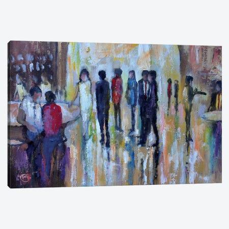 A Person Of Interest Canvas Print #KIP102} by Kip Decker Canvas Print