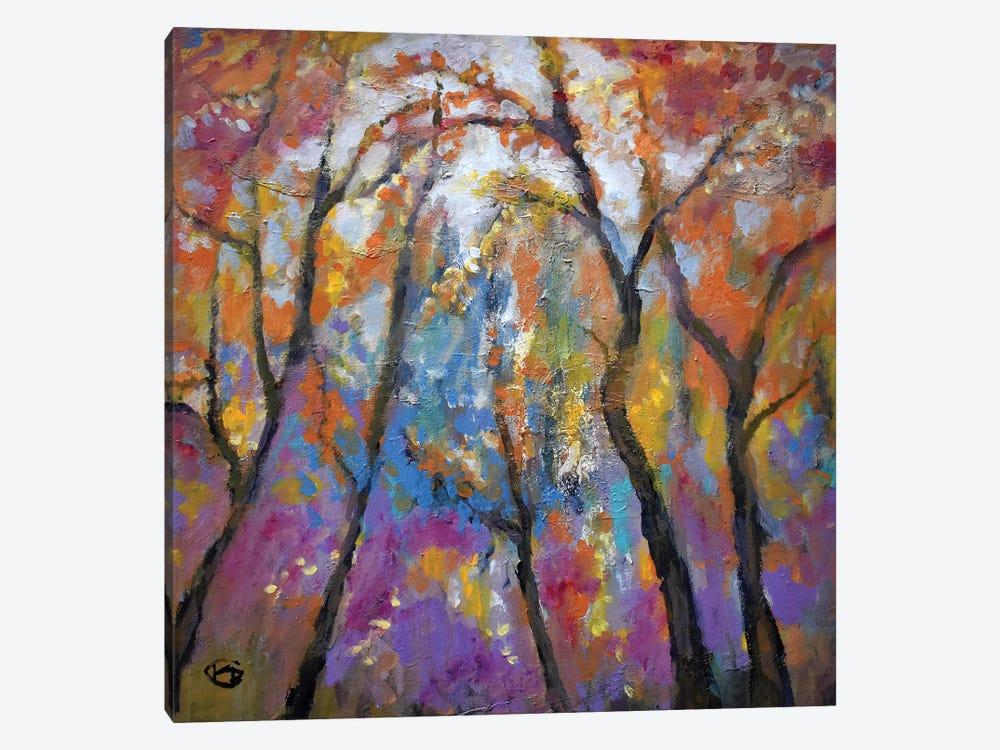 First Frost by Kip Decker 1-piece Canvas Art Print
