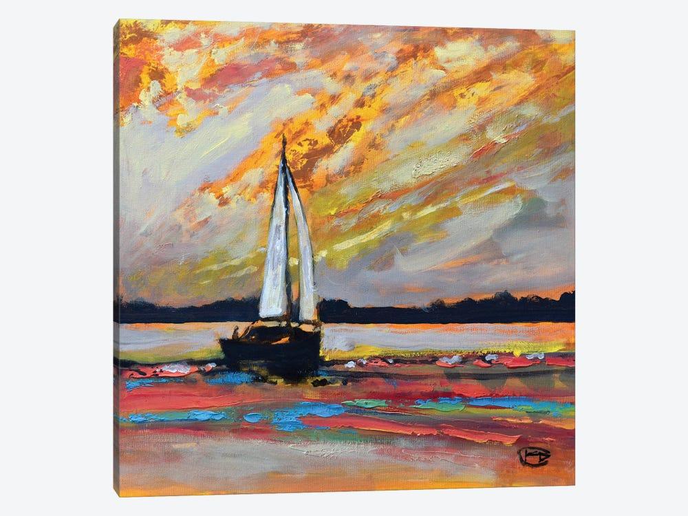 Heading Home I by Kip Decker 1-piece Canvas Print