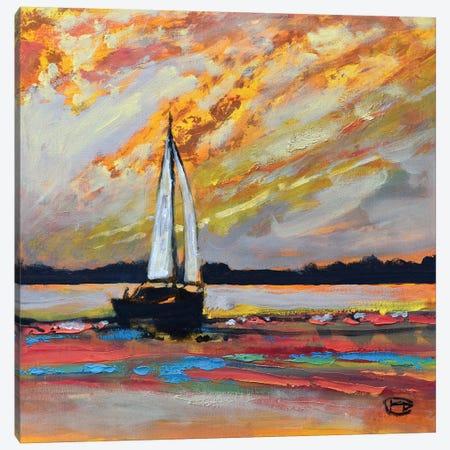 Heading Home I Canvas Print #KIP18} by Kip Decker Art Print