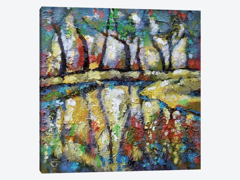 Summer Creek by Kip Decker 1-piece Canvas Art