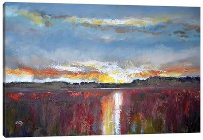 Evening Splendor Canvas Art Print