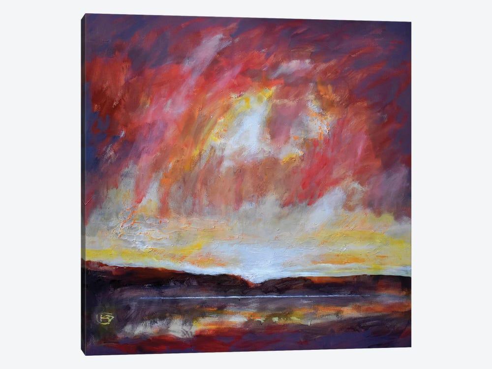 Light On The Lake by Kip Decker 1-piece Canvas Artwork