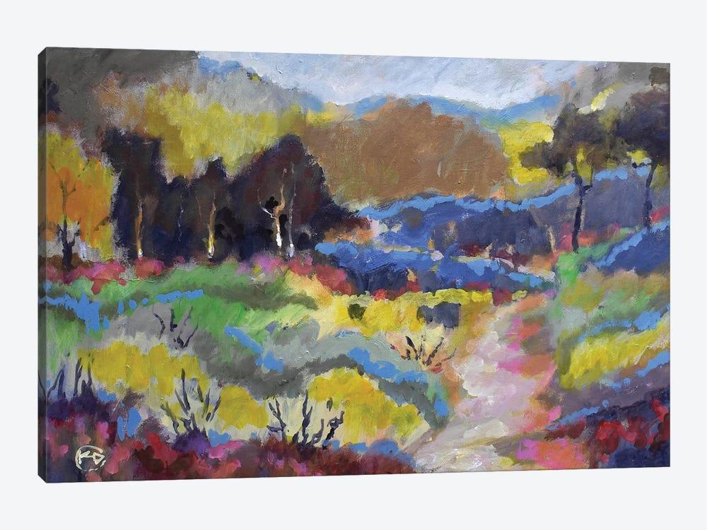 Foothills Trail by Kip Decker 1-piece Canvas Art Print