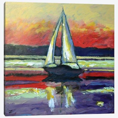 Heading Home II Canvas Print #KIP68} by Kip Decker Canvas Wall Art