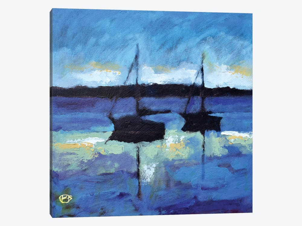 Morning Calm by Kip Decker 1-piece Canvas Art Print