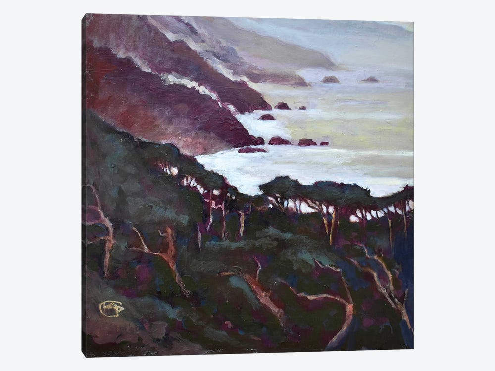 Big Sur by Kip Decker 1-piece Canvas Art