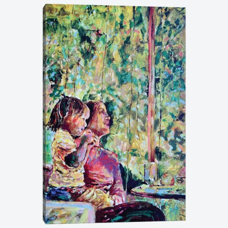 Thankful Canvas Print #KIP94} by Kip Decker Canvas Artwork