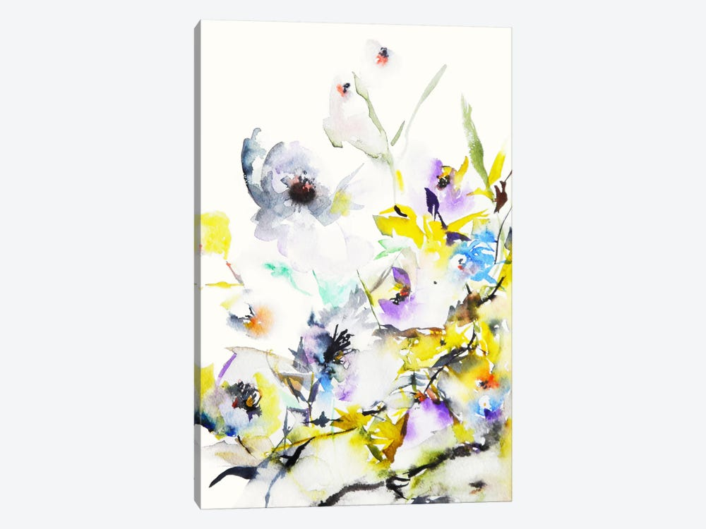 Summer Garden V by Karin Johannesson 1-piece Art Print