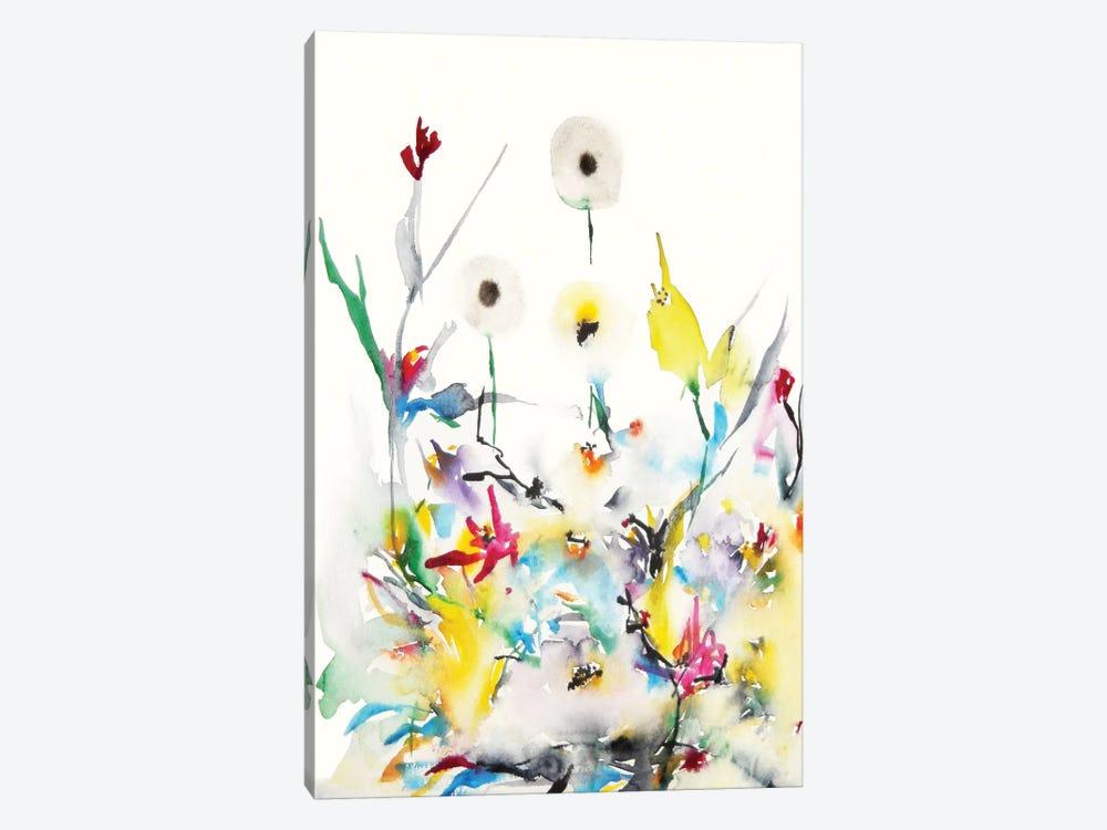 Summer Garden Vi by Karin Johannesson 1-piece Canvas Art