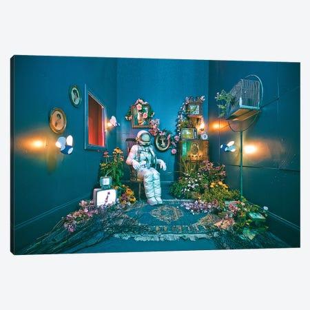 The Lonely Astronaut VII Canvas Print #KJZ13} by Karen Jerzyk Canvas Art Print