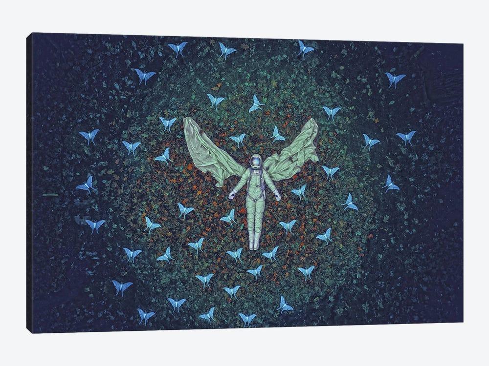 1969 VII by Karen Jerzyk 1-piece Canvas Print