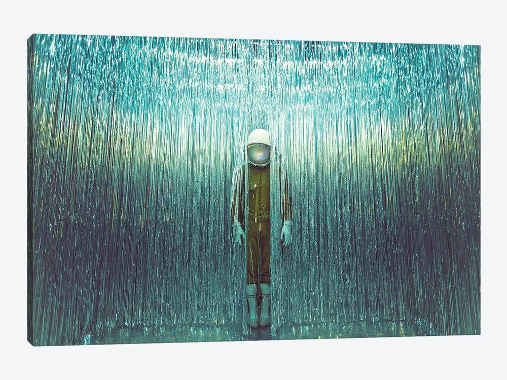 The Lonely Astronaut XIV by Karen Jerzyk 1-piece Art Print