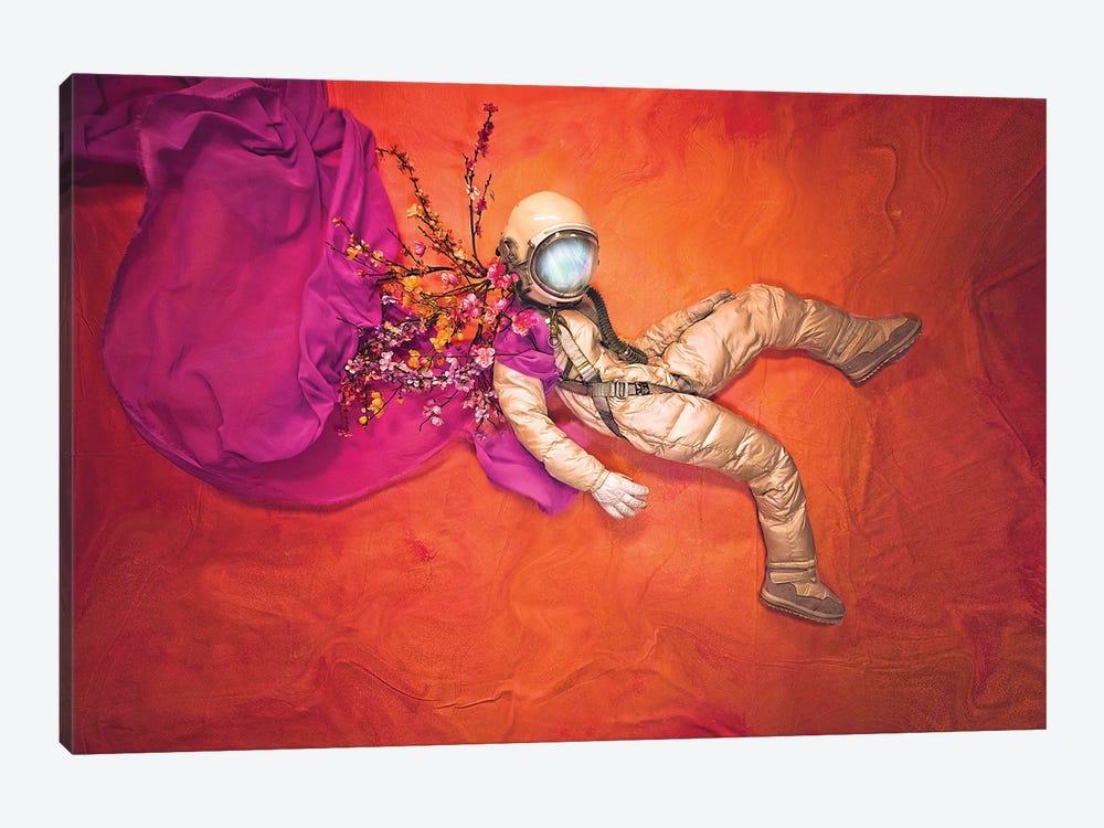 1969 VI by Karen Jerzyk 1-piece Canvas Print
