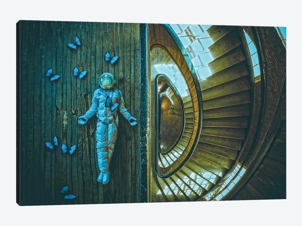 1969 II by Karen Jerzyk 1-piece Canvas Art