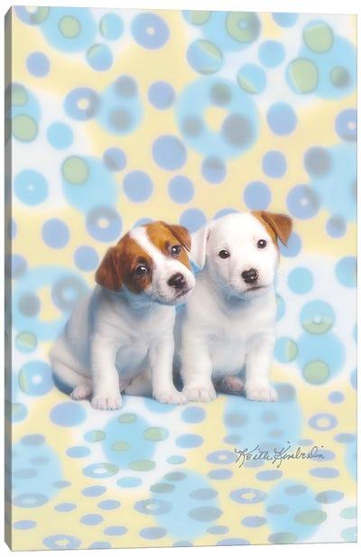 Jack & Jill Canvas Art Print