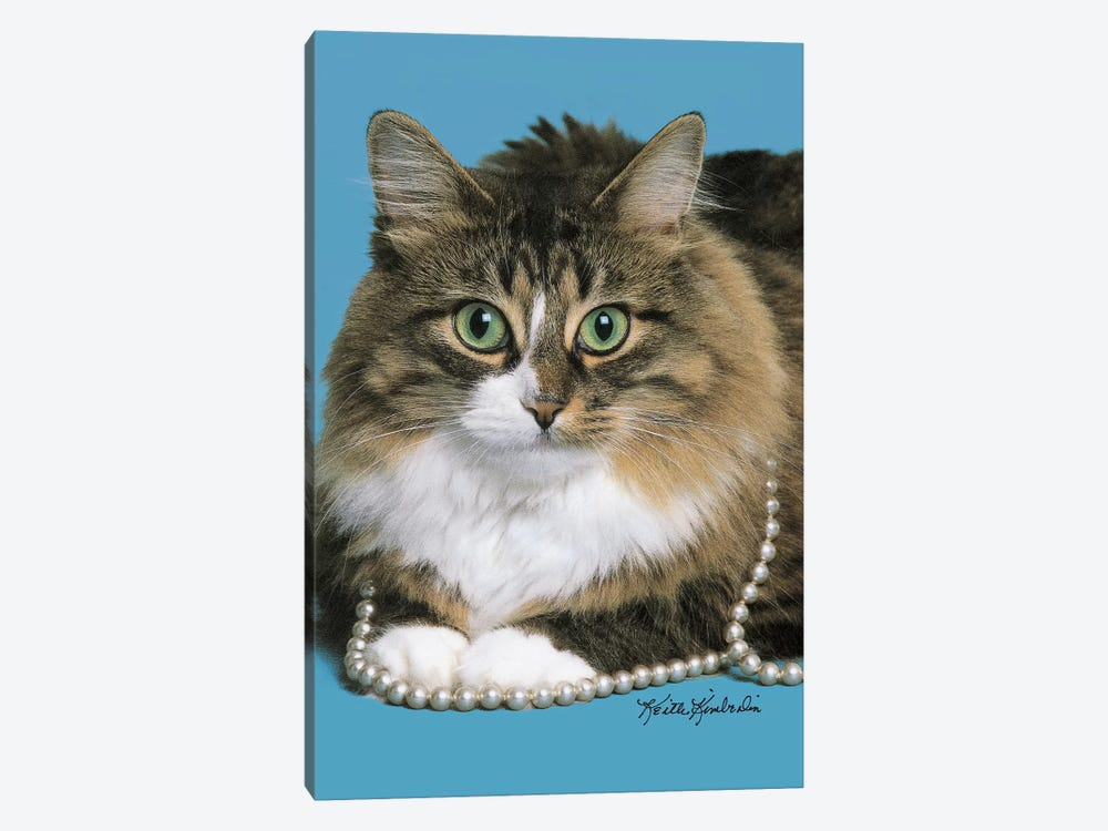 Clutching My Pearls by Keith Kimberlin 1-piece Art Print