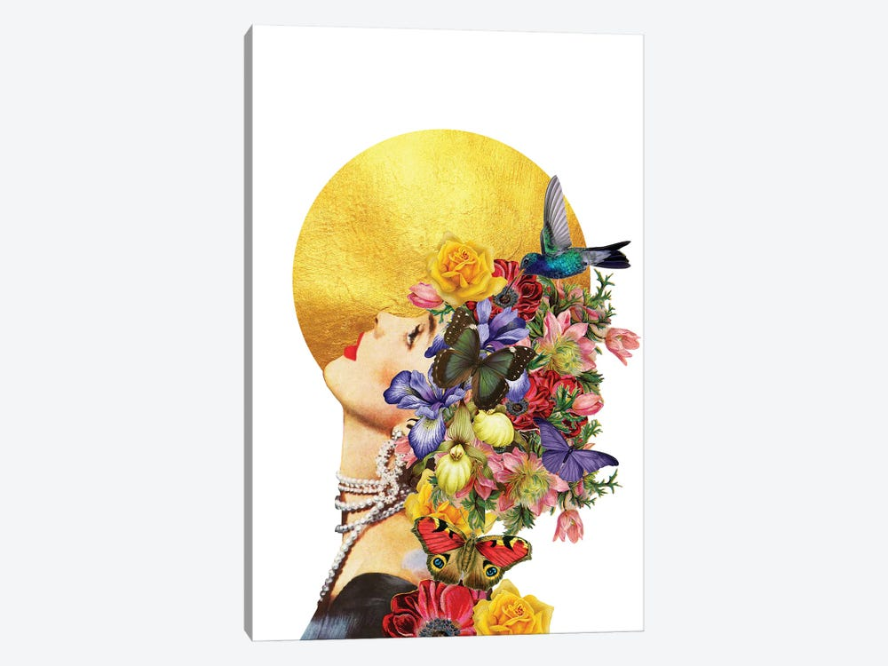 Waiting For A Miracle by Kiki C Landon 1-piece Canvas Art