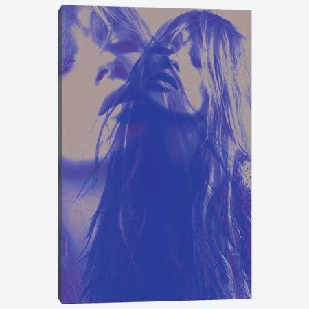 Double Kate (Kate Moss) Canvas Print #KKL138} by Kiki C Landon Canvas Art Print