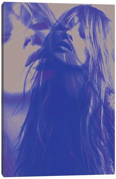 Double Kate (Kate Moss) Canvas Art Print