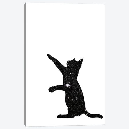 Cats I Canvas Print #KKL18} by Kiki C Landon Canvas Art