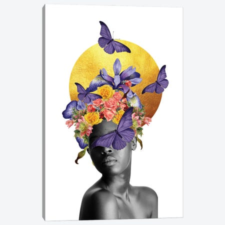 Fabulous Canvas Print #KKL33} by Kiki C Landon Canvas Wall Art